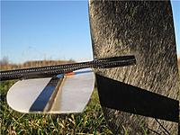 Name: TAil.jpg Views: 1034 Size: 35.0 KB Description: EXTREM low drag horizontal stab pylon!