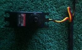 Hitec HS225MG Mighty Mini Servo