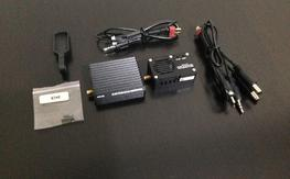 Complete DJI AVL58 5.8G Video Downlink 500mv + CP Antennas