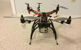 F450 with MS2219 T-Motors, Naza Lite w/GPS, and Gimbal