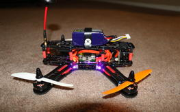 Hoverthings 260 Mini FPV Quad