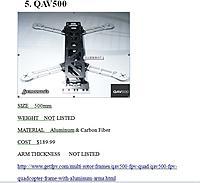 Name: getfpv.jpg Views: 117 Size: 58.6 KB Description: 5. QAV500