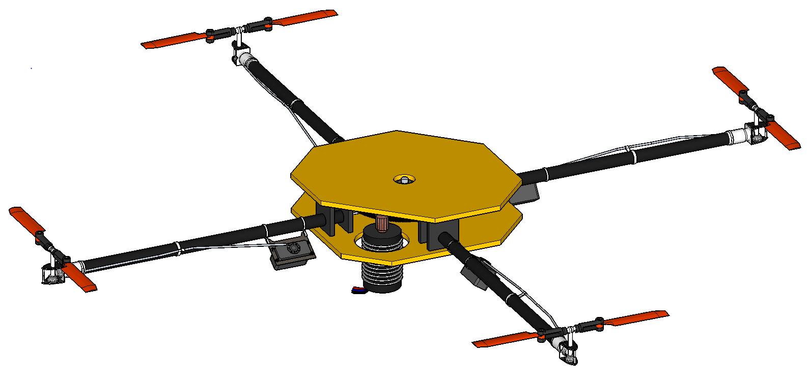 How To Build A Drone Part
