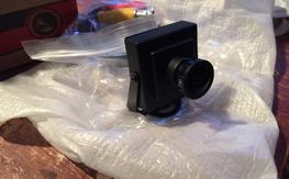 "700TVL Mini FPV Camera W/ 1/3""SONY SUPER HAD CCD II CCTV 2.1mm Lens"