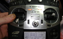 futaba 8fg radio