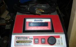 triton 2 eq charger