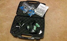 Hubsan x4 H107C, PLUS Extras, Case, batteries!!!