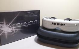 NIB Fat Shark Dominator HD