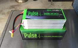 Pulse 16000mah 6S Lipo Battery