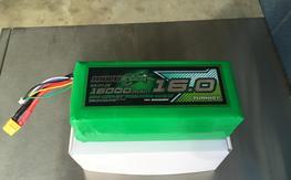 Multistar 16000mah 6S Lipo Battery