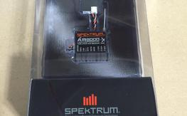 NEW Spektrum AR8000 DSMX Receiver w/ satellite