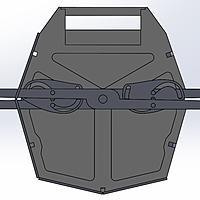 Name: X-Wing S-Foil Mechanism Closed.jpg Views: 71 Size: 37.3 KB Description: