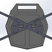 Name: X-Wing S-Foil Mechanism Open.jpg Views: 66 Size: 45.6 KB Description: