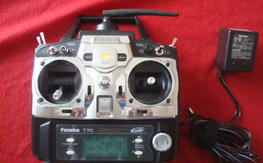 Futaba T7C 2.4 Ghz  7 Channel fasst transmitter $125 Free Shipping