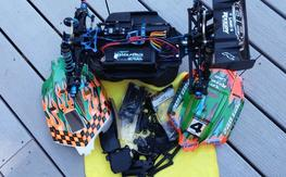 Team Associated Factory Team Rollers Truggy & Buggy Taking Best Offer