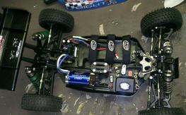 Losi Xcelorin 1/8 2100KV Brushless Motor & ESC Combo 3-5s Nice 2.0 3.0 Buggy  Video!