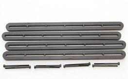 Heavy Duty Aluminium Tilt Bars/Pitch Slider for Brushless Gimbal