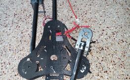 Talon tri frame carbon fiber