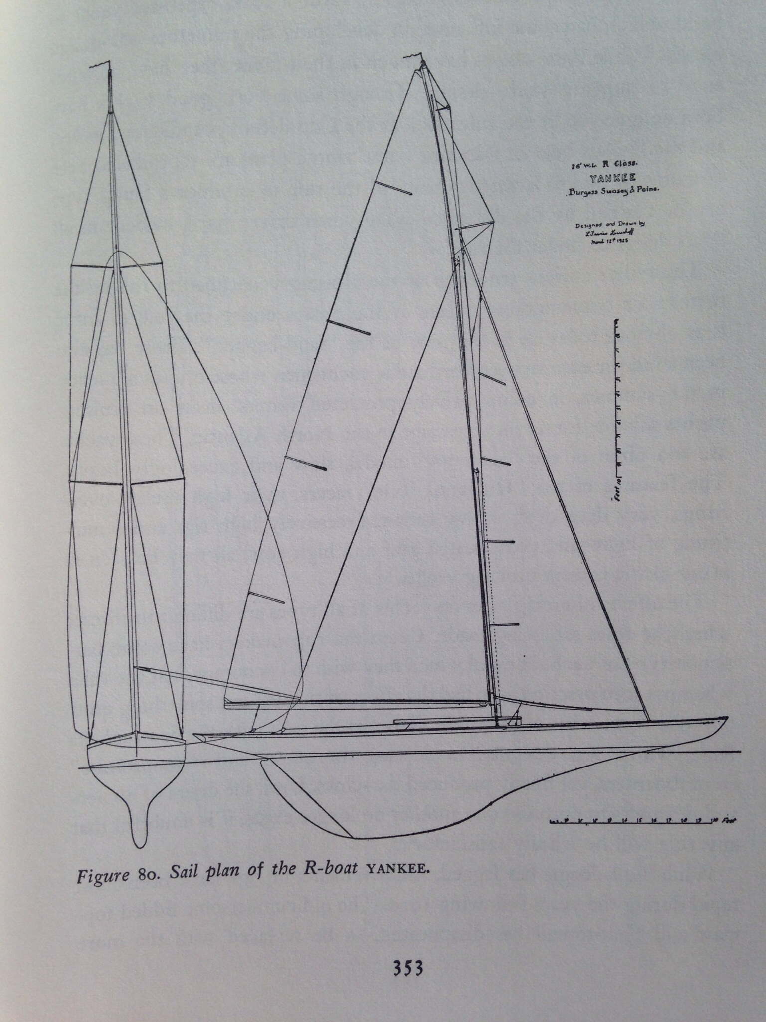 What's more traditional: Square mast or round mast? [Archive] - The  WoodenBoat Forum