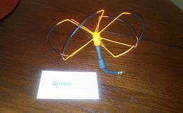 limited edition 5 lobe antennas