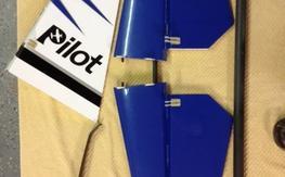 30% Pilot Blue Thrush SBACH parts