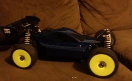 1/8 Buggy Mugen MBX6 Brushless RTR