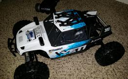 FS Axial Yeti NEW with upgrades MUST SEE!!!!!