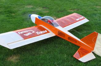 At the <a href=http://www.flaminggeyserflyers.com/about.asp> Flaming Geyser Flyers</a> field just before the maiden voyage