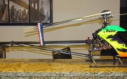 Miniature Aircraft Razor 600E
