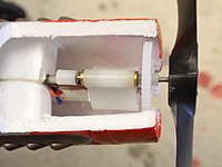 Name: Micro P-51-Spitfire prop shaft assy. 001.jpg