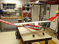 Name: Airborn 1600 covered and ready for motor. 015.jpg