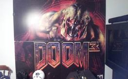 DOOM 3 Wall Art Poster