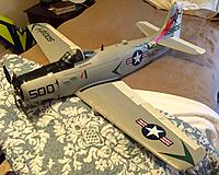 Name: IMG_0008.jpg Views: 5 Size: 857.3 KB Description: Starmax 1600mm A1 Skyraider - Foamy