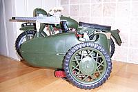 Name: 001.jpg Views: 45 Size: 177.6 KB Description: RC unit in my Action Man 1:6 scale sidecar. But with this there is no steering.