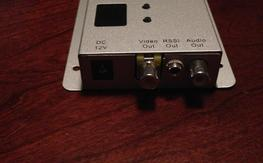 900mhz-1.3ghz 12 channel FPV Receiver /FREE Vtx