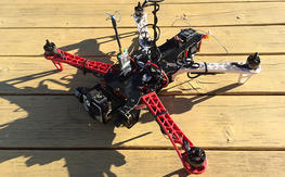 TBS Discovery Pro RTF with many accessories