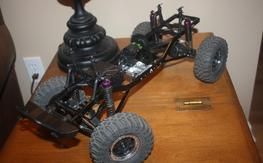 Axial SCX10 Roller