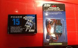 E-Flite Power 15 motor& 40 amp esc