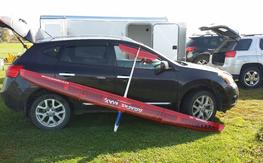 GRAFAS MAXI 3,52 m. thermic electric glider for F5J