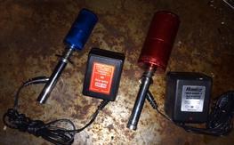 2 Glow starters, new?
