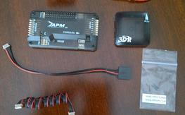3DR APM 2.6 w/GPS, Compass, and Power Module