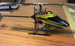 New Nano CPX with all lynX upgrades & Brushless.