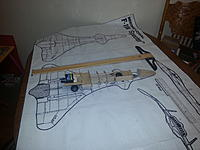 Name: EDF Carriagae.jpg Views: 123 Size: 487.8 KB Description: Edf and landing gear roughed into shape/location