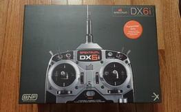 Spektrum DX6i Transmitter LNIB