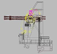 Name: Rear_turret_view_6.jpg Views: 10 Size: 134.6 KB Description: You can see the elevating servo tucked away under the seat base here