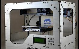 3D printer plus extras