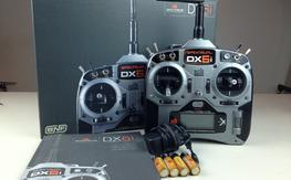 Spektrum DX6i Mode 2
