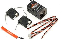 AR9020 9-Channel DSMX Receiver with (2) Satellites