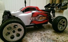 Dromida 1/18 BX4.18 Buggy 4WD 2.4GHz RTR(LIKE NEW) needs steering servo FREE SHIPPING