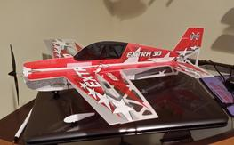 umx extra 300 bnf basic mint condition flown 5 times